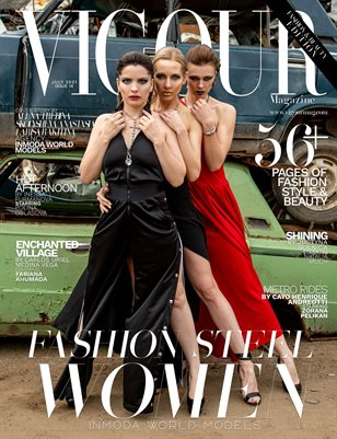 Fashion & Beauty   July Issue 14