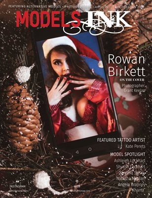 Models Ink Magazine Winter Issue