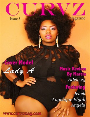 Curvz Magazine Issue 3