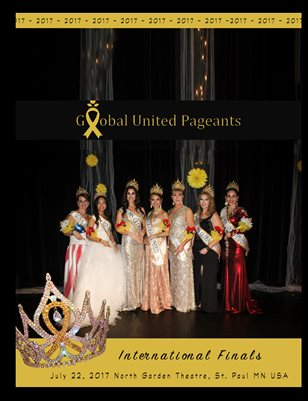 Global United Pageant Program 2017