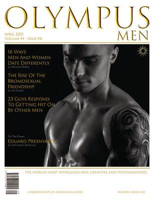 OLYMPUS MEN — Vol 1, Issue 6