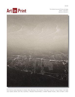 Art in Print, Volume 6/Issue 6