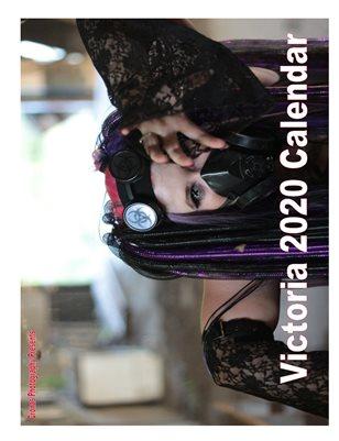 2020 Victoria Calendar