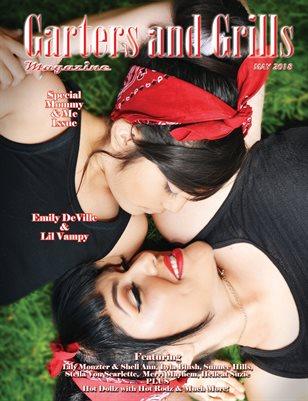 Emily DeVille & Lil Vampy Mommy n ME!