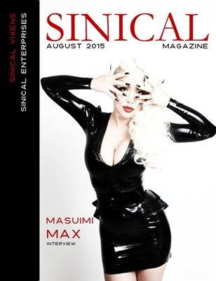 Sinical Vixens - Masuimi Max Cover