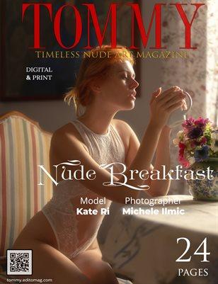 Kate Ri - Nude Breakfast