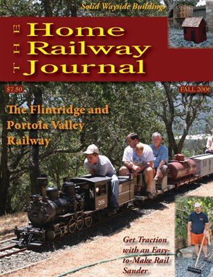 Home Railway Journal: FALL 2006