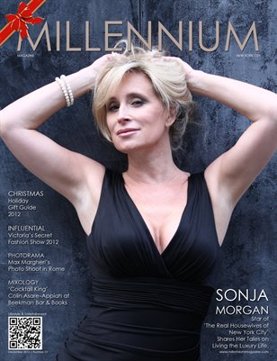 MILLENNIUM MAGAZINE | December 2012