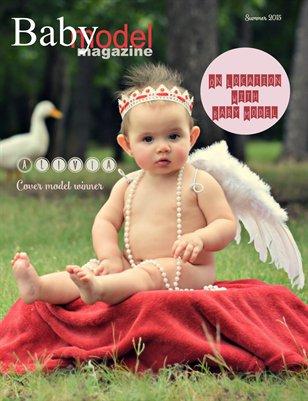 Baby Model Magazine Summer 2015
