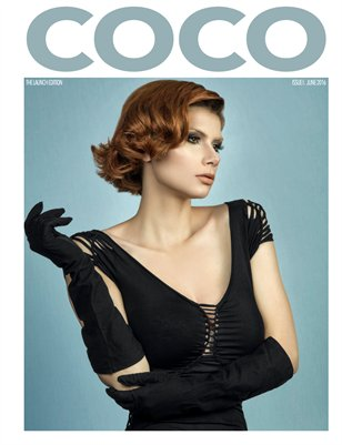 COCO Fashion Magazine - Launch Edition