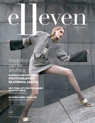 elleven magazine FEB 21