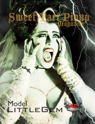 Sweet Tart Pinup Magazine Halloween Special