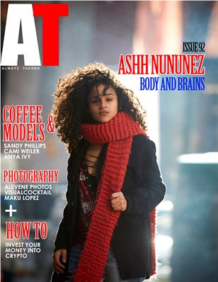 Alwayz Therro - Ashh Nununez - March 2018 - Issue 92