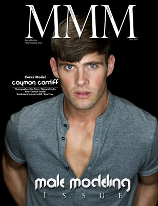 Special Edition Male Modeling Issue 2019