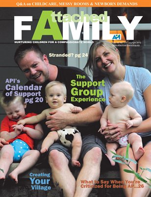 The Attached Family APM 2012 Support Issue