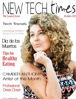 New Tech Times: October 2013