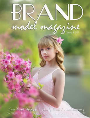 Brand Model Magazine  Issue # 201