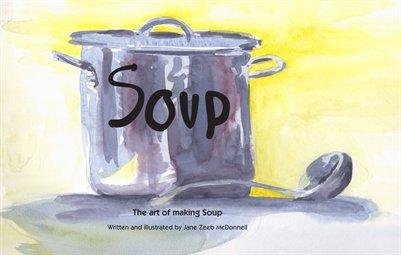 Soup Cook Book