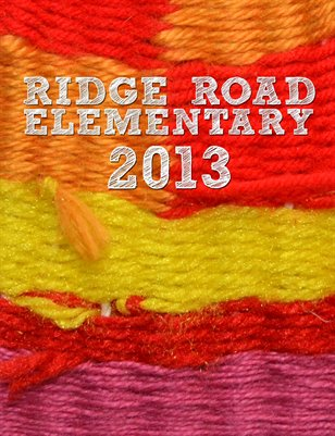 2012-2013 Yearbook