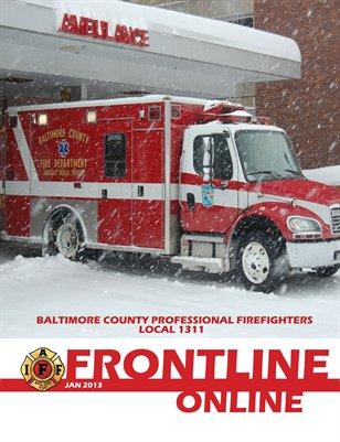 Frontline Magazine 2013