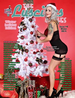 The Luscious Ladies Magazine #4 Winter Holiday Edition