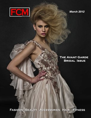 Avant Garde Bridal Issue-March 2012