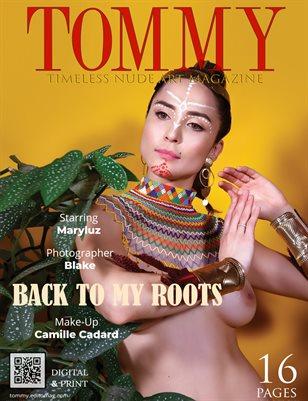 Maryluz Garcia - Back to my roots - Blake