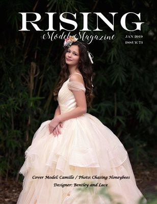 Rising Model Magazine Issue #73