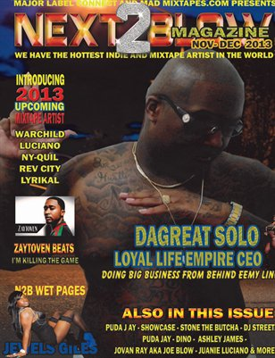 NEXT2BLOW MAGAZINE NOV-DEC 2013
