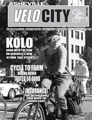 Asheville VeloCity Magazine 13.