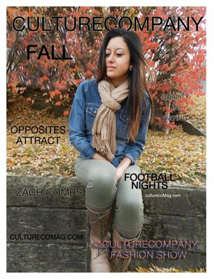 ISSUE 3 VOL 1: FALL
