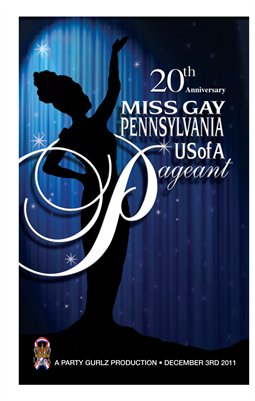 Miss Gay USofA Pageant Program 2011