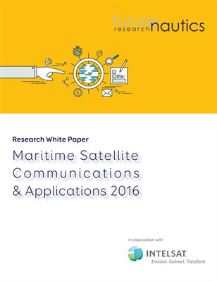 Research Report | Maritime Satellite Communications & Applications 2016