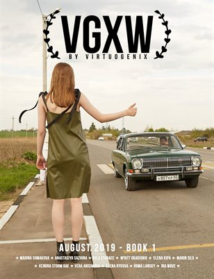 VGXW - August 2019 Book 1 (Cover 1)