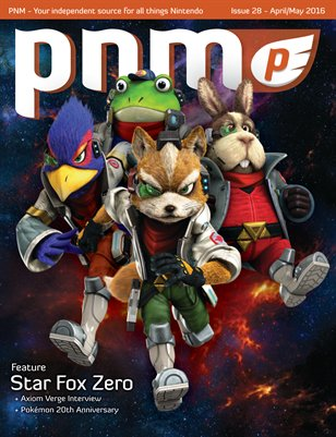 Pure Nintendo Magazine (PNM) Issue 28