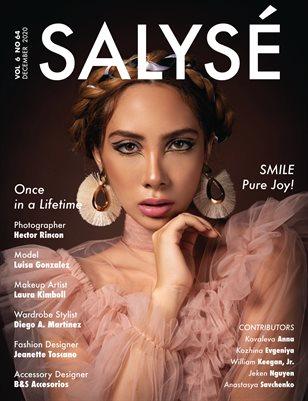 SALYSÉ Magazine | Vol 6 No 64 | DECEMBER 2020 |