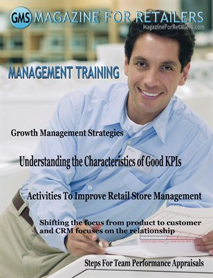 Magazine For Retailers Management Training