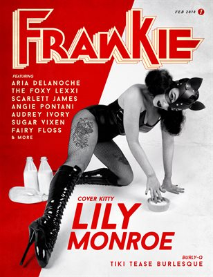 Frankie Pin-up Magazine - Issue 1