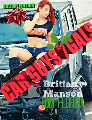 CAR GUYS/GALS Holiday Edition