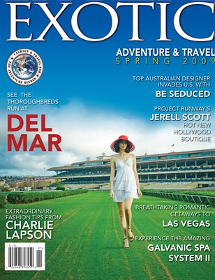 EXOTIC Adventure & Travel Magazine 2009