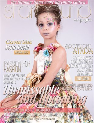 Starbound Magazine - Autumn Issue 2015