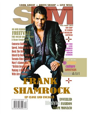 Swagga Digital Magazine Fall Issue 2012