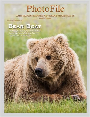 PhotoFile #6 Bear Boat