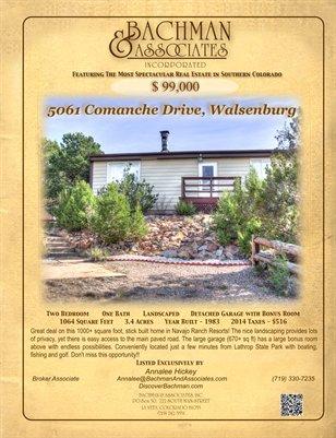 5061 Comanche Drive 4 page