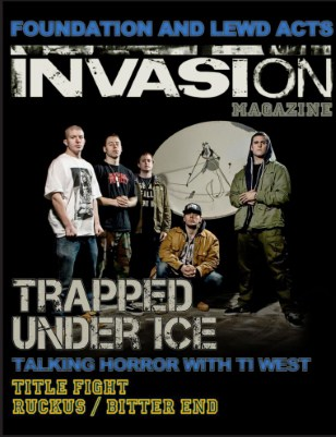 Invasion Magazine Issue 4