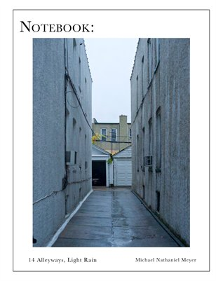 14 Alleyways, Light Rain