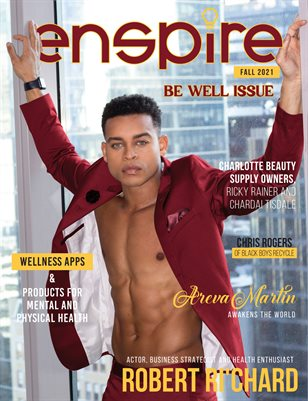 ENSPIRE Magazine Fall 21