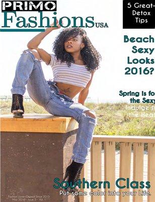 Primo Fashions USA  Issue #5