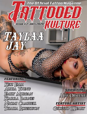 Tattooed Kulture Issue #2 - July 2020