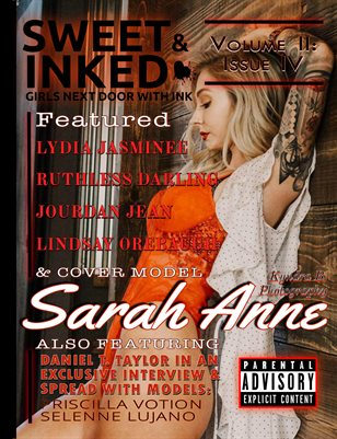 VOLUME II: Issue 4 of Sweet & Inked Magazine
